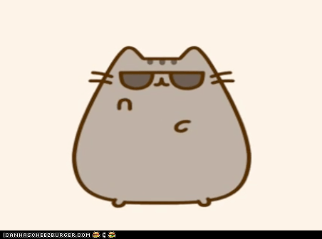 Pusheen Goes Gangnam