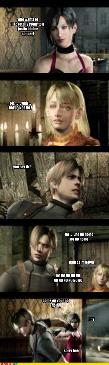the curioous life of leon kennedy season 2 ep 2