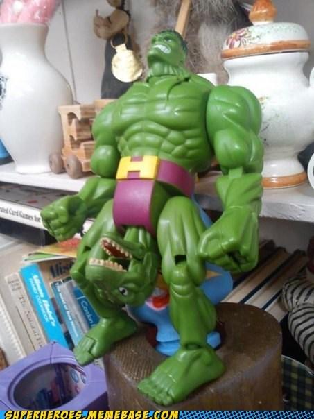 Hulk Have a Weirdest Boner!