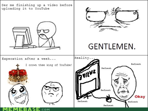 Rage Comics: I Can't Think of a Hilarious Title