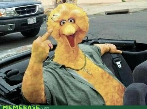 Big Bird's Answer to the Romney Budget