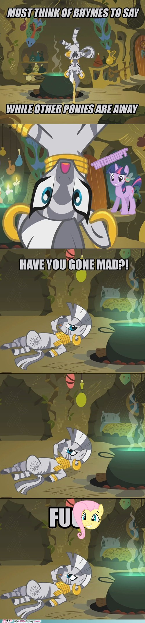 Zecora's Issues