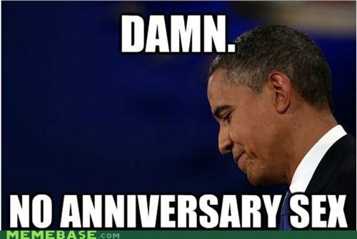 barack obama,anniversary,regrets,Debates