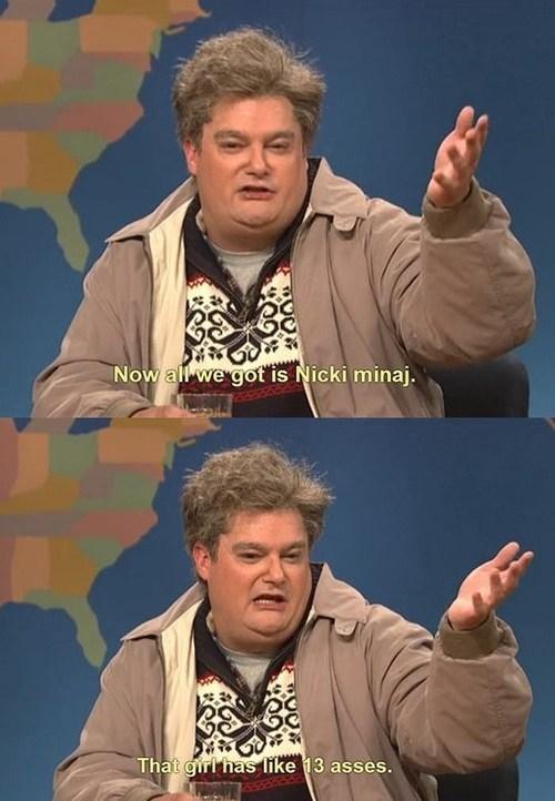 SNL,nicki minaj