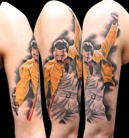 This Tattoo is the Champions, My Friend