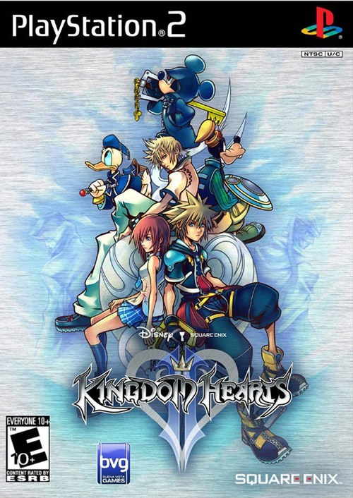 There Will Probably Be A 'Kingdom Hearts II HD' of the Day