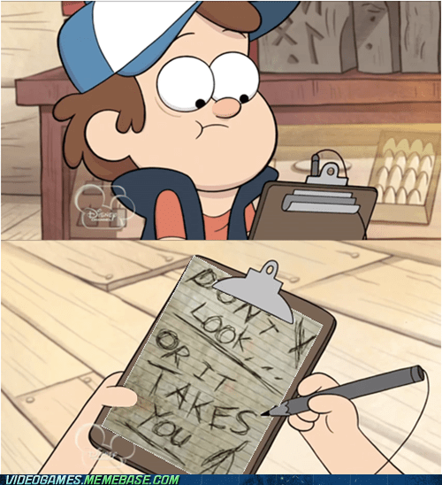 So Dipper is behind all this