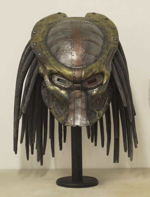 Steampunk Predator Helmet of the Day