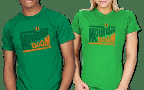 shirt,mountain dew,lotr,mountain doom,extreme