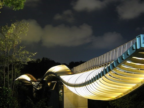 The Henderson Wave Bridge, Singapore