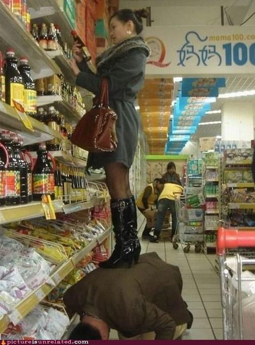 shelf,help,grocery store