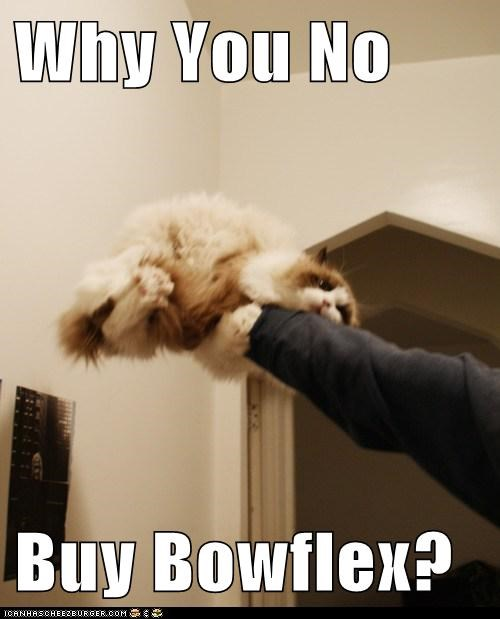 Why You No  Buy Bowflex?