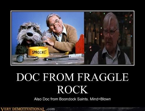 doc,fraggle rock,boondock saints
