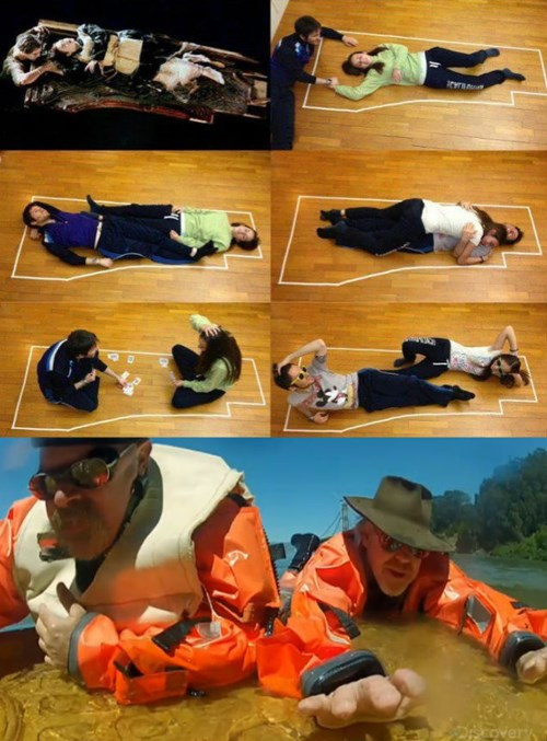 Titanic Door Death Gets MythBusted of the Day