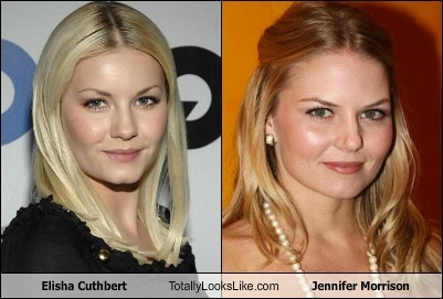 Elisha Cuthbert Totally Looks Like Jennifer Morrison