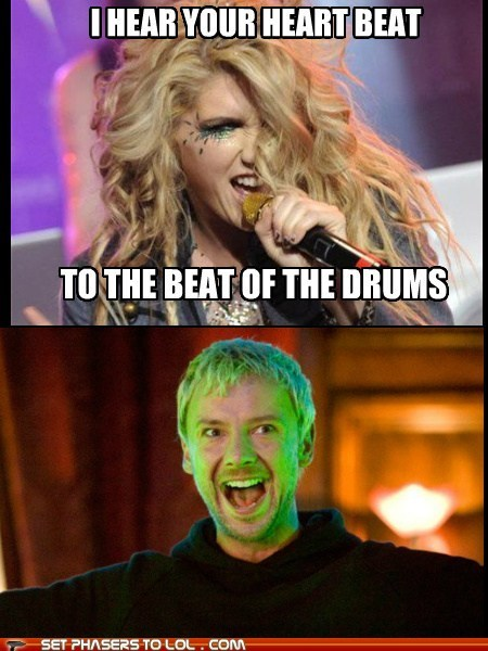 heartbeat,john simm,keha,doctor who,the master,drums