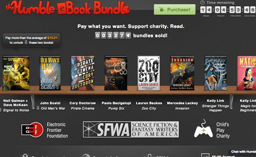 The Humble eBook Bundle of the Day