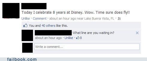 You Should've Bought a FastPass
