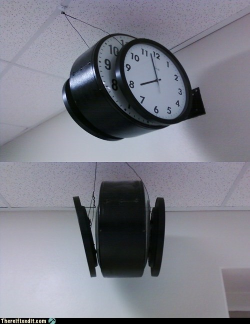 Clock Replacement FAIL