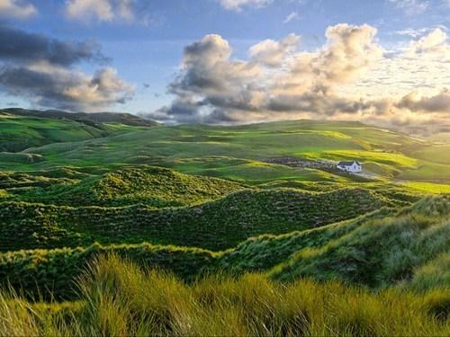 landscape,hills,Ireland,europe
