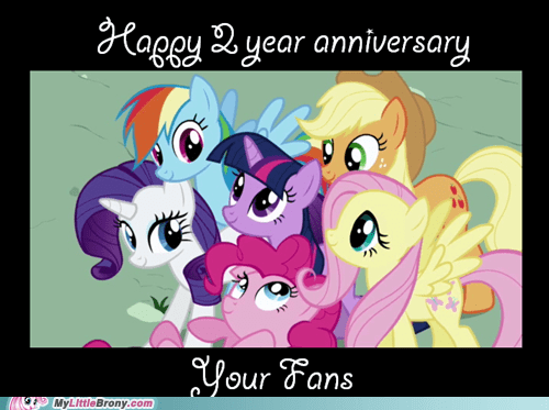 October 10 - How Time Flies When PONIES!