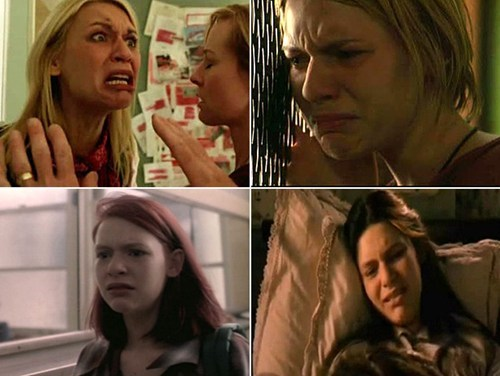 Claire Danes Cry Face Project of the Day