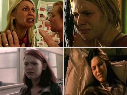 claire danes,cry face,pinterest,single-serving site