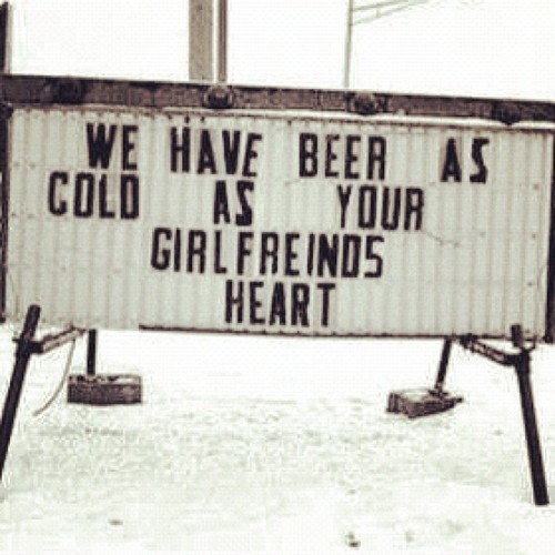 Sad,beer,cold beer,cold heart,We Are Dating