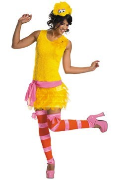 Sexy Big Bird Costume of the Day
