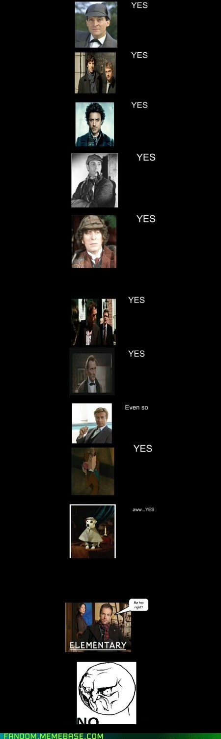 A Fangirl's Comprehensive Guide to Sherlock