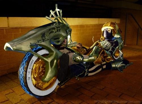 Wanna Take a Ride?