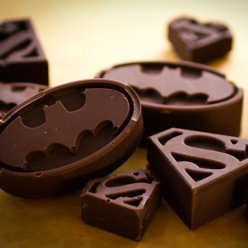 DC Stands for Delicious Chocolate