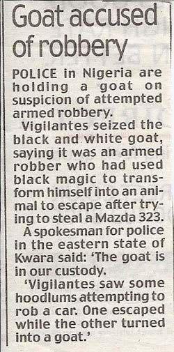 Unusual Suspect FAIL