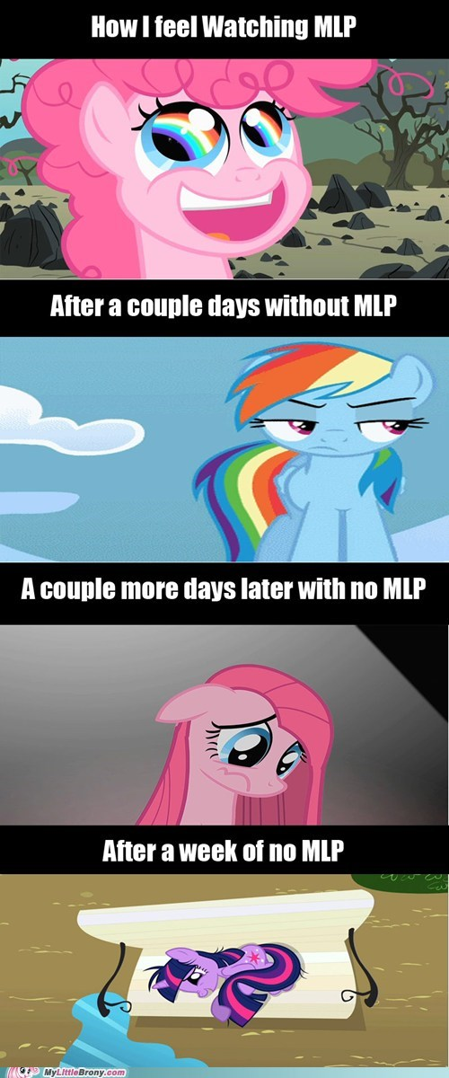 A Pony a Day Keeps the Depression Away