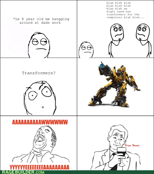 Computor or Robot?
