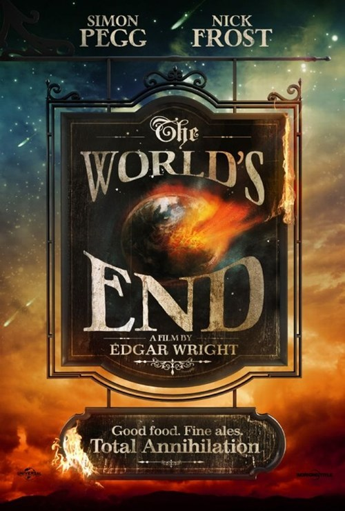 'The World's End' Poster of the Day