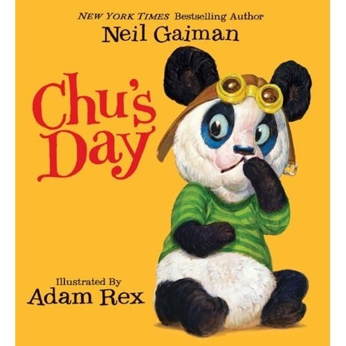 Neil Gaiman's Picture Book of the Day