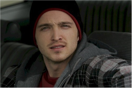 Aaron Paul's Need For Speed of the Day