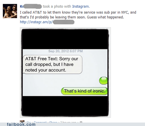 You're Not Making a Good Case, AT&T...