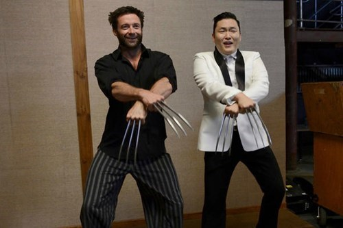 Wolverine Meets His Match of the Day