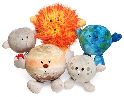 Plush Solar System