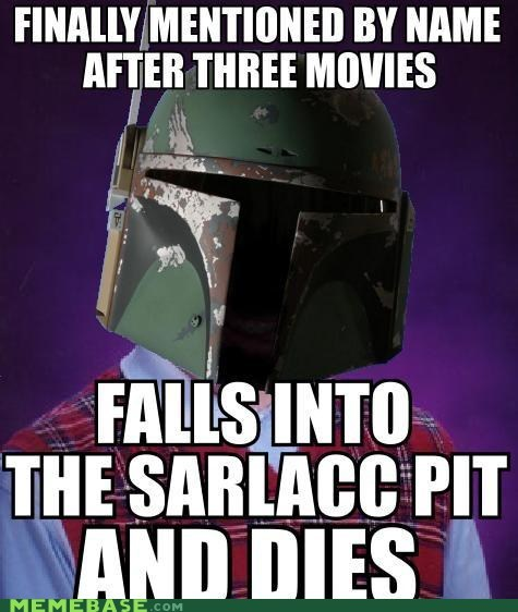 Bad Luck Boba