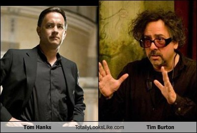 Tom Hanks Totally Looks Like Tim Burton