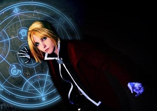 edward elric,cosplay,fullmetal alchemist