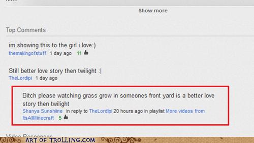 twilight,youtube,love