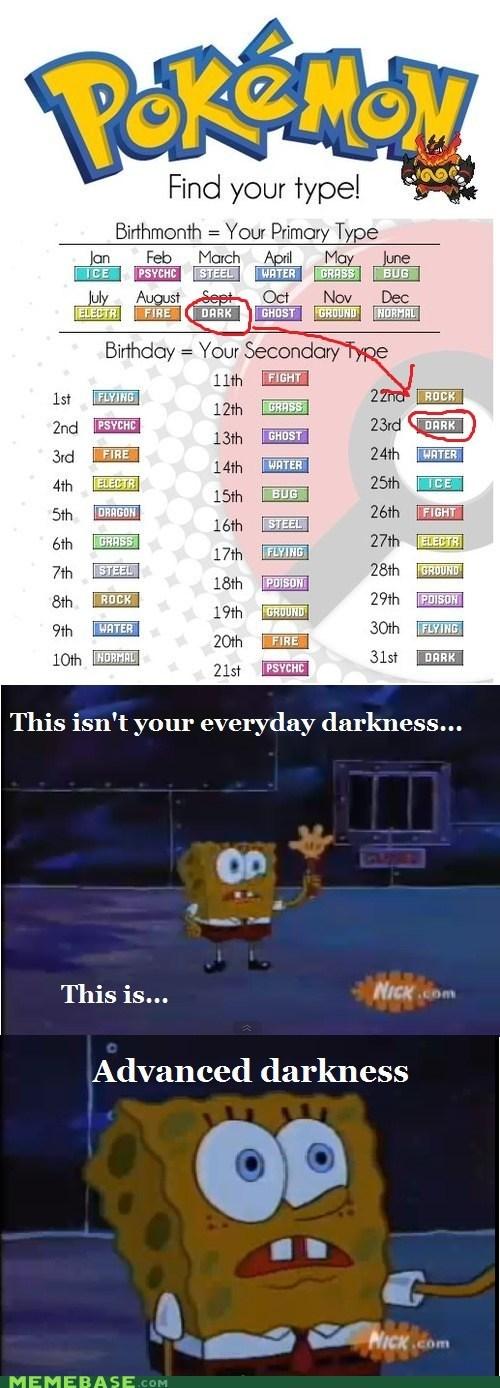 The Darkness That Was Darker than the Dark