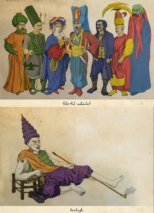 The Justice League of the Ottoman Empire