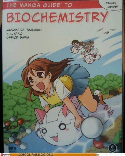 Bargain Books: Biochemistry Isn't So Bad Now!
