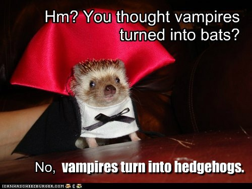 True Facts About Vampires
