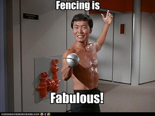 Fencing is